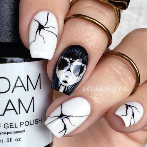 New Halloween Nails Ideas picture 1