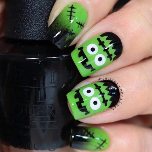 New Halloween Nails Ideas picture 4