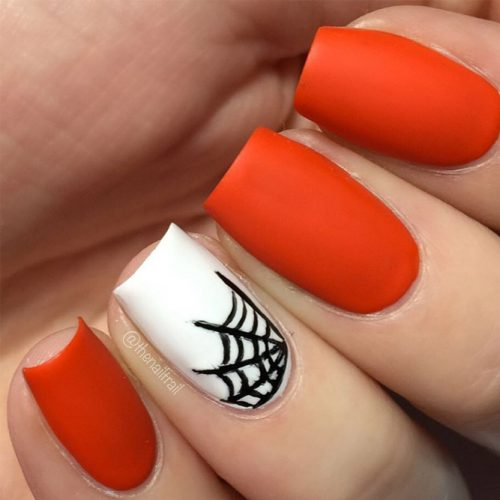 Easy Halloween Nail Art Ideas You Should to Try picture 1