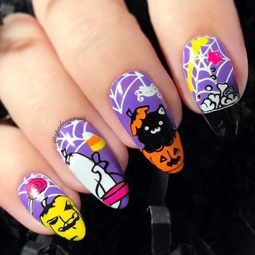 New Halloween Nails Ideas picture 3