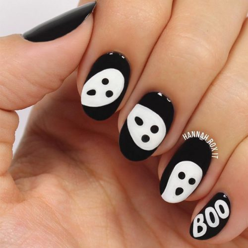 Easy Halloween Nail Art Ideas You Should to Try picture 2