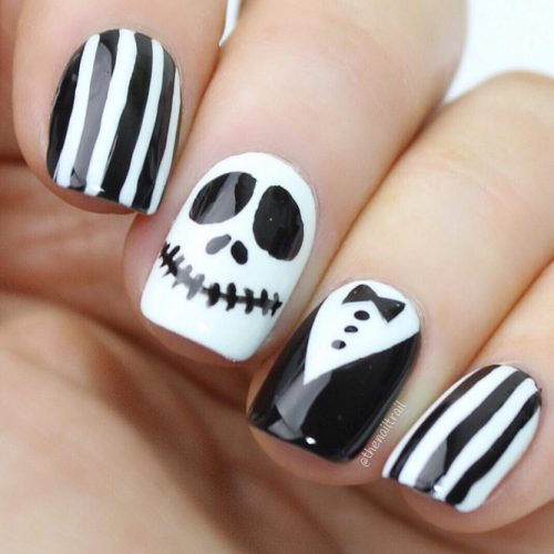 Easy Halloween Nail Art Ideas You Should to Try picture 4