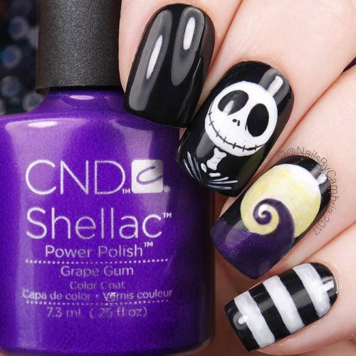 New Halloween Nails Ideas picture 6