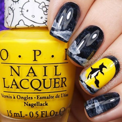 Cool Halloween Nail Designs picture 4