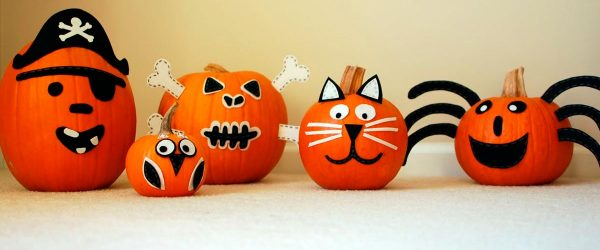 18 Halloween Pumpkin Decorating Ideas for More Fun