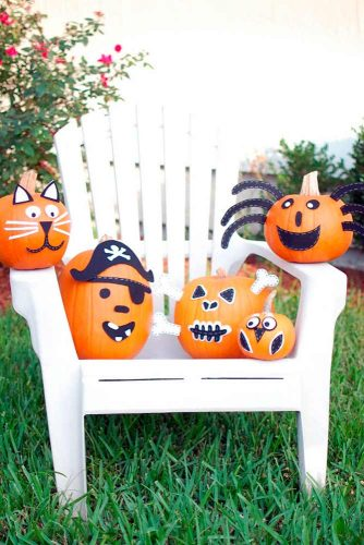 Most Creative and Funny Pumpkin Decorating Ideas picture 5