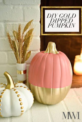 Halloween Decoration Ideas with Cute Pumpkins picture 1