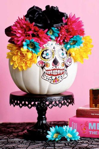 Amazing Pumpkin Decorating Ideas You Can Do Yourself picture 1