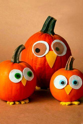 Popular DIY Halloween Decorations with Pumpkins picture 1