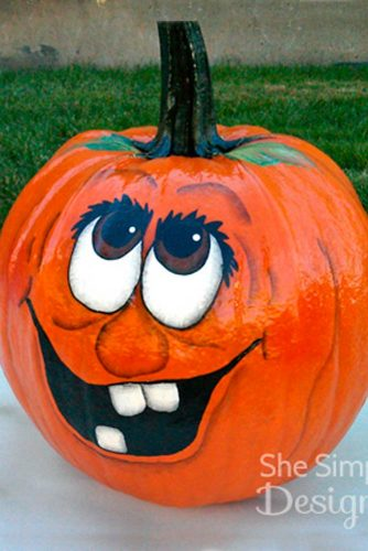 Popular DIY Halloween Decorations with Pumpkins picture 3