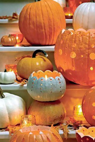 Popular DIY Halloween Decorations with Pumpkins picture 6