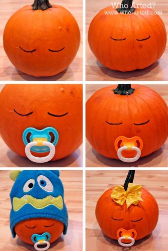 Popular DIY Halloween Decorations with Pumpkins picture 2