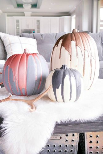Halloween Decoration Ideas with Cute Pumpkins picture 5