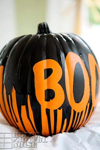 Popular DIY Halloween Decorations with Pumpkins picture 4