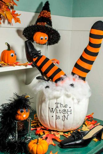 Most Creative and Funny Pumpkin Decorating Ideas picture 4