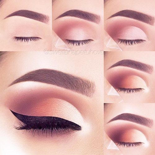 Cute Makeup for Brown Eyes picture 1