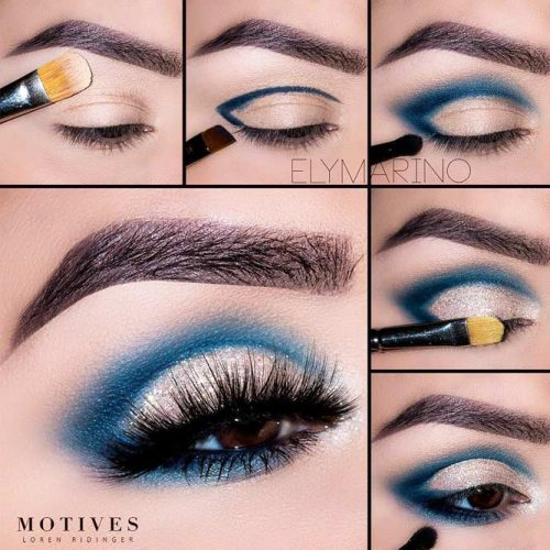 Simple Makeup Tutorials for Brown Eyes picture 1