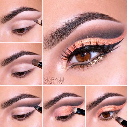 Cute Makeup for Brown Eyes picture 2