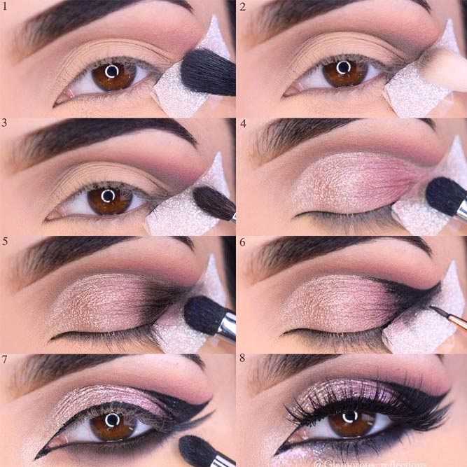 How to Do Eye Makeup for Brown Eyes picture 2