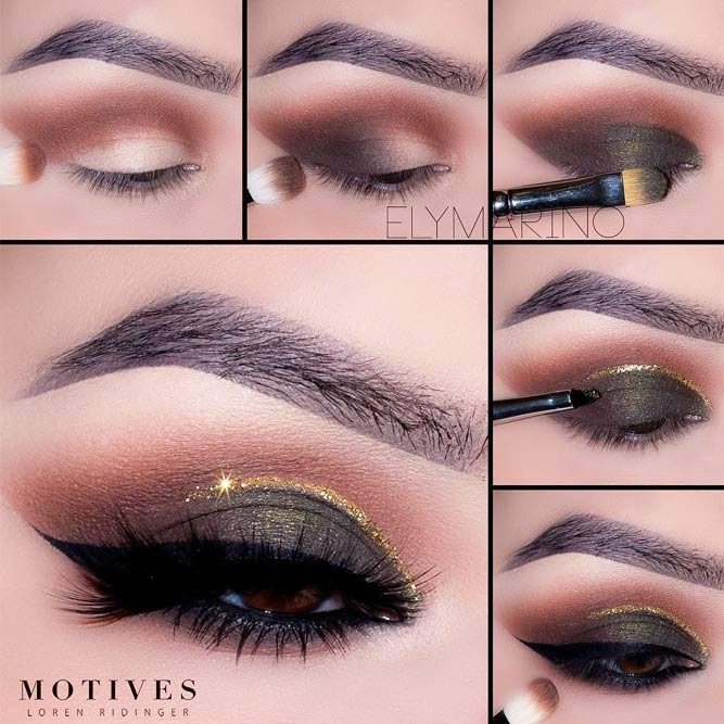 Simple Makeup Tutorials for Brown Eyes picture 2