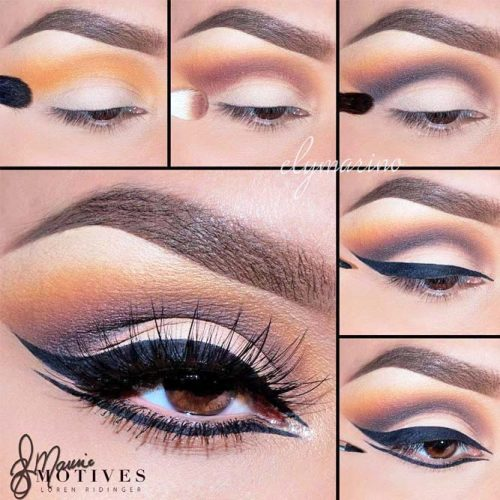 How to Do Eye Makeup for Brown Eyes picture 5