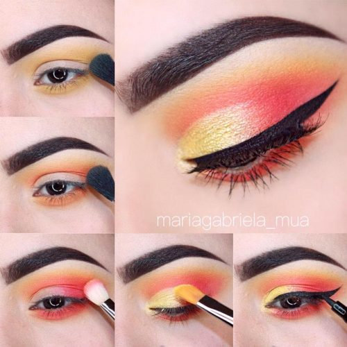 Cute Makeup for Brown Eyes picture 5