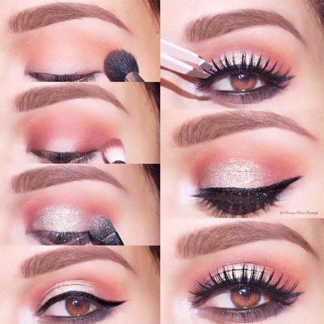 Easy Makeup Tutorials for Brown Eyes picture 4