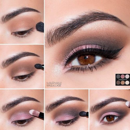 How to Do Eye Makeup for Brown Eyes picture 4