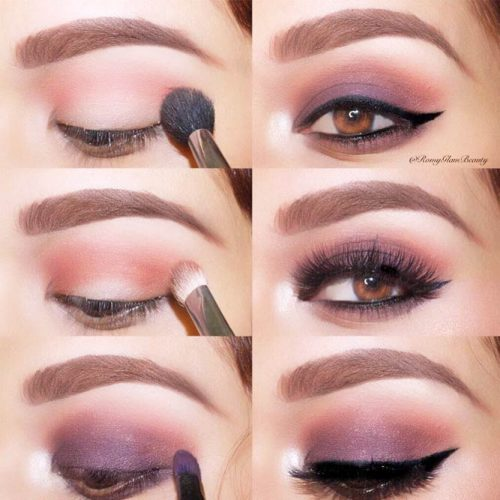 How to Do Eye Makeup for Brown Eyes picture 6