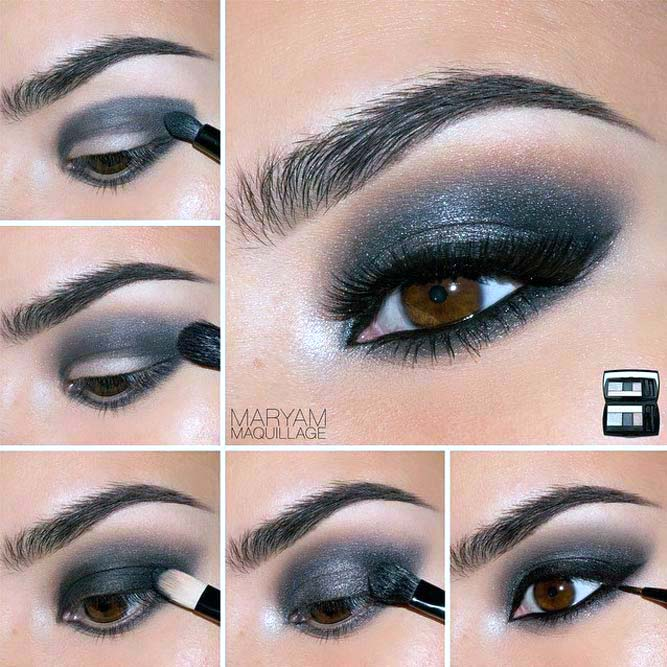 Easy Makeup Tutorials for Brown Eyes picture 6