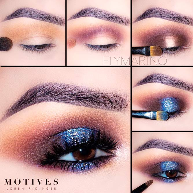 Simple Makeup Tutorials for Brown Eyes picture 3