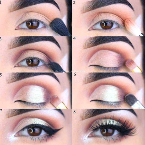 Easy Makeup Tutorials for Brown Eyes picture 3