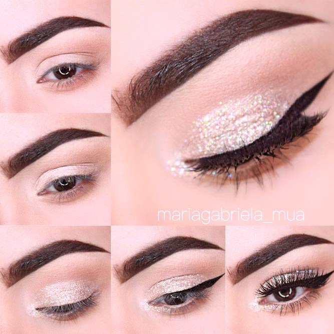 Cute Makeup for Brown Eyes picture 6