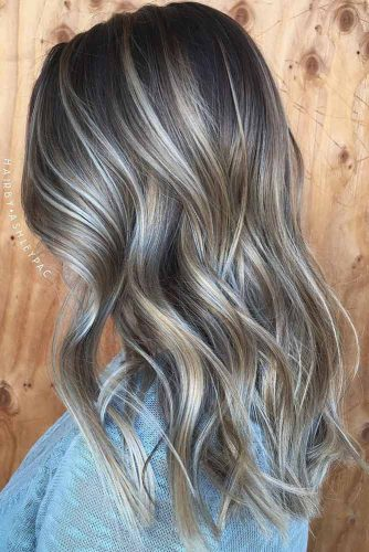 Perfect Balayage for Medium Length Hairstyles