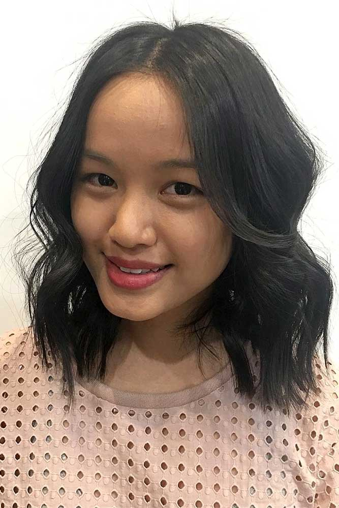 Lovely Textured Bob