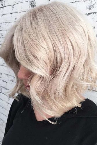 Shaggy Layered Bob Haircuts