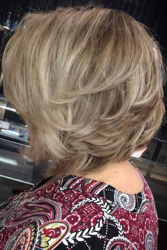 Voluminous Chopped Haircut