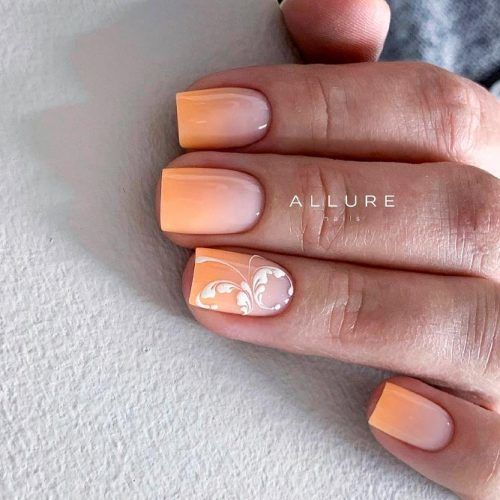 Ombre Nail Design #ombrenails