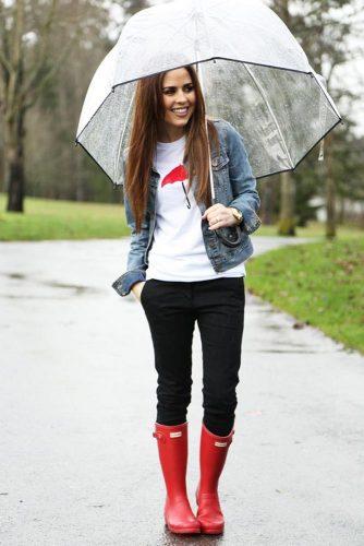Fun Idea for Cute Fall Outfits