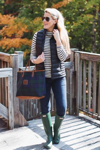 Comfy Rain Boots for Stylish Girls