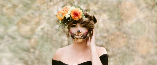 10 Horribly Exciting Scary Halloween Makeup Ideas