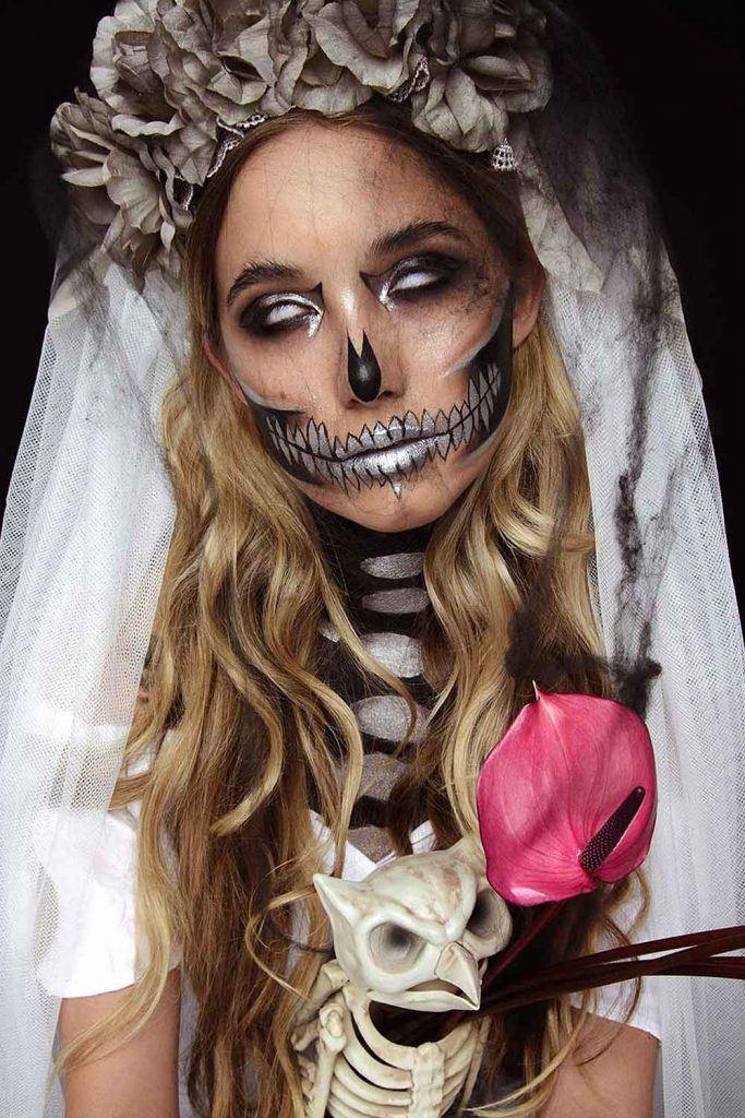 Dead Bride Look
