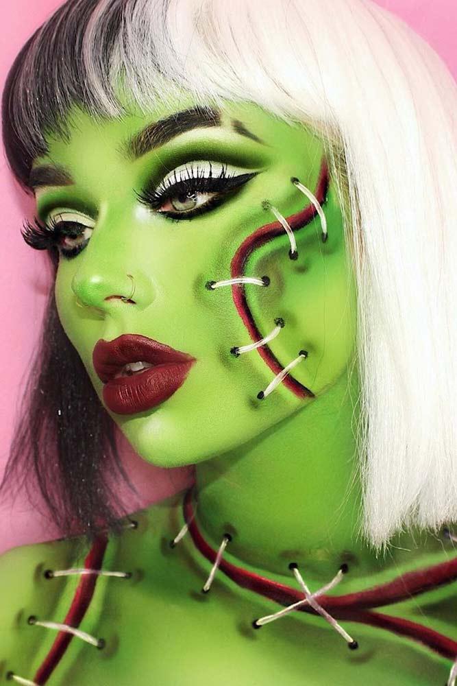 Bride of Frankenstein #zombie #frankenstein