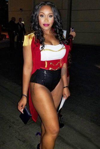 Circus Ring Leader Halloween Costume #ringleader #circuscostume