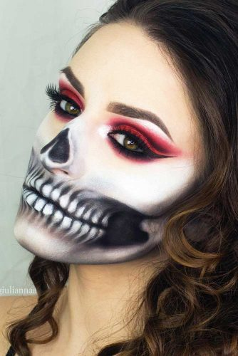 Best Skeleton Makeup Ideas picture 6