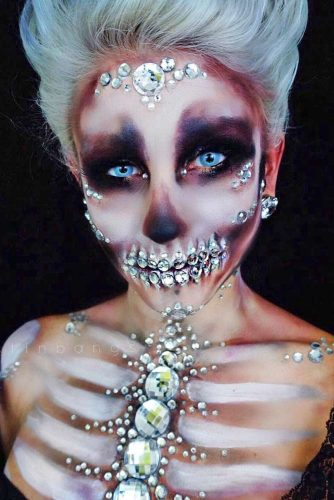 Best Skeleton Makeup Ideas picture 1
