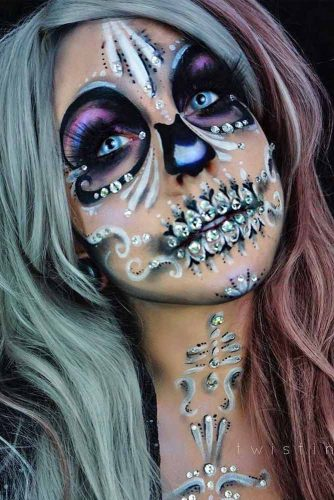 Sugar Skull Makeup Ideas picture 3