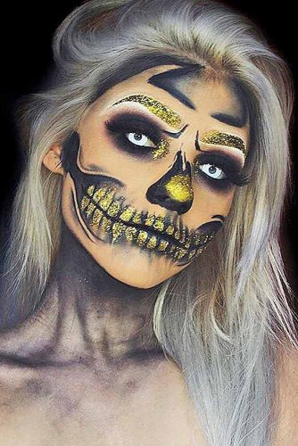 Sugar Skull Makeup Ideas picture 2