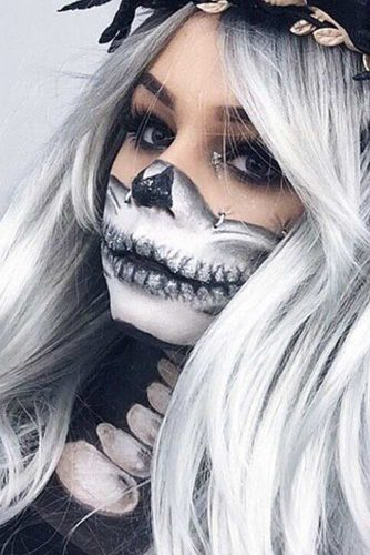 Sugar Skull Makeup Ideas picture 5