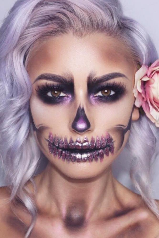 Best Skeleton Makeup Ideas picture 5